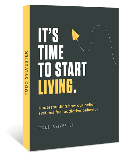 it's time to start living todd sylvester book